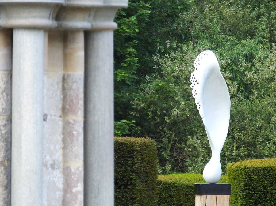 angel wing at Beaulieu 2019,